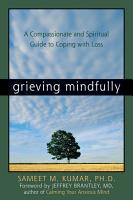 Grieving Mindfully PDF