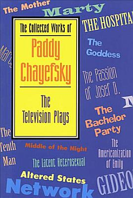 The Television Plays PDF