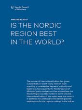 Is the Nordic Region best in the world?