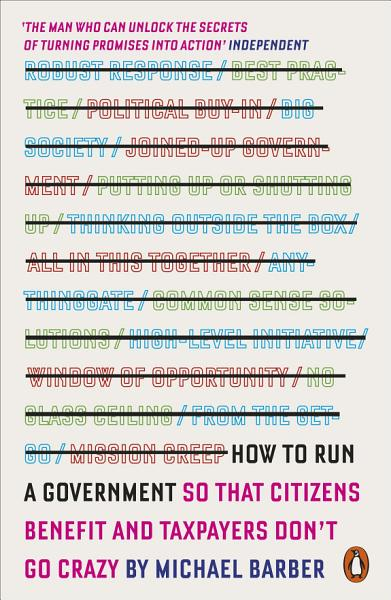 Download How to Run A Government Book