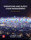 Loose Leaf for Operations and Supply Chain Management PDF
