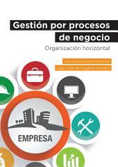 Gestión por procesos de negocio: Organización horizontal