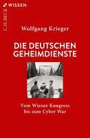 Die deutschen Geheimdienste PDF