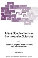 Mass Spectrometry in Biomolecular Sciences PDF
