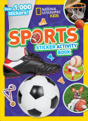Sports Sticker Activity Book PDF