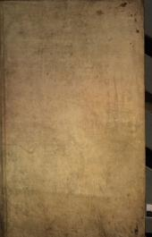 Jo. Jacobi Magneti, ... *Bibliotheca pharmaceutico-medica, duobus tomis comprehensa: 1
