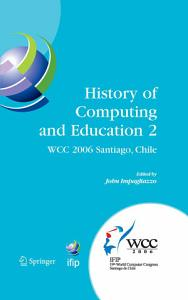 History of Computing and Education 2  HCE2  Book
