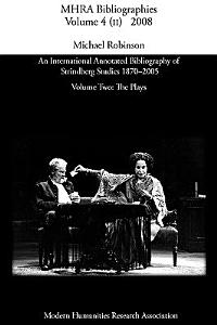 An International Annotated Bibliography of Strindberg Studies 1870 2005  The plays PDF