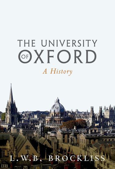 The University of Oxford PDF