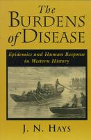 The Burdens of Disease PDF