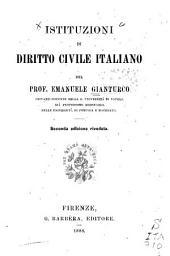 Istituzioni di diritto civile italiano