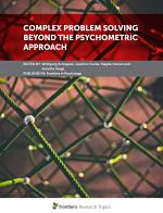 Complex Problem Solving Beyond the Psychometric Approach