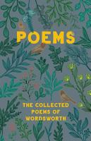 Poems   The Collected Poems of Wordsworth PDF