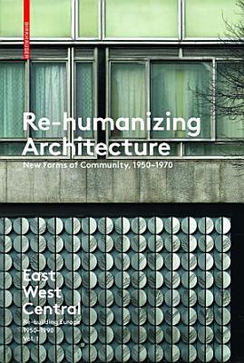 Re Humanizing Architecture