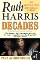 DECADES  Park Avenue Series Book  1 PDF