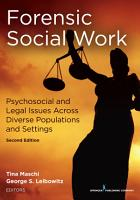 Forensic Social Work  Second Edition PDF