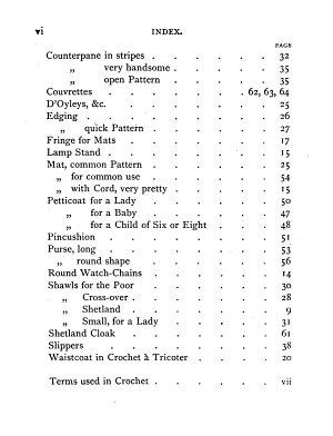 The lady s crochet book  by E M C  PDF