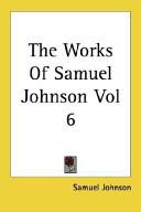 The Works of Samuel Johnson