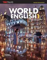 World English 1  American English  Student Book PDF