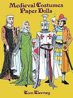 Medieval Costumes Paper Dolls PDF