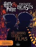 A Spellbinding Guide to the Films  Harry Potter and Fantastic Beasts  PDF