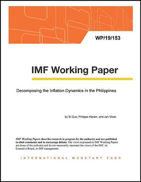 Decomposing the Inflation Dynamics in the Philippines