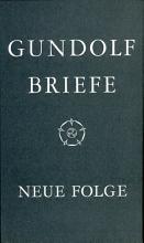 Gundolf  Briefe PDF