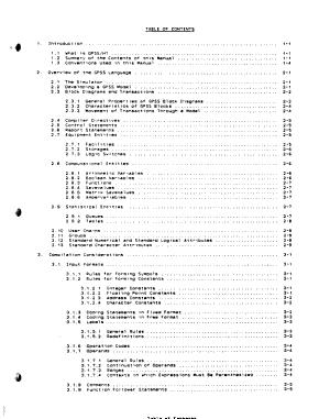 GPSS H User s Manual