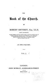 The book of the church: Volume 1