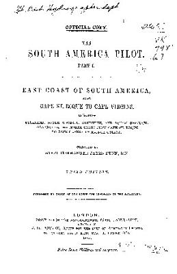 South America Pilot