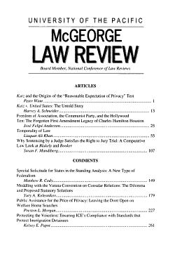 McGeorge Law Review PDF