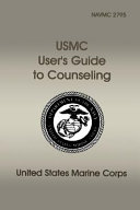 USMC User's Guide to Counseling