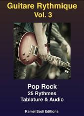 Guitare Rythmique Vol. 3: Pop Rock