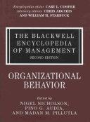 The Blackwell Encyclopedia of Management, Organizational Behavior