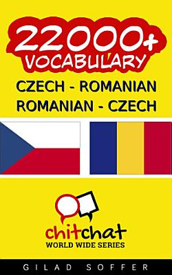 22000  Czech   Romanian Romanian   Czech Vocabulary PDF