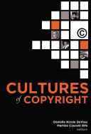 Cultures of Copyright PDF