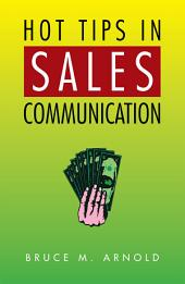 Hot Tips in Sales Communication