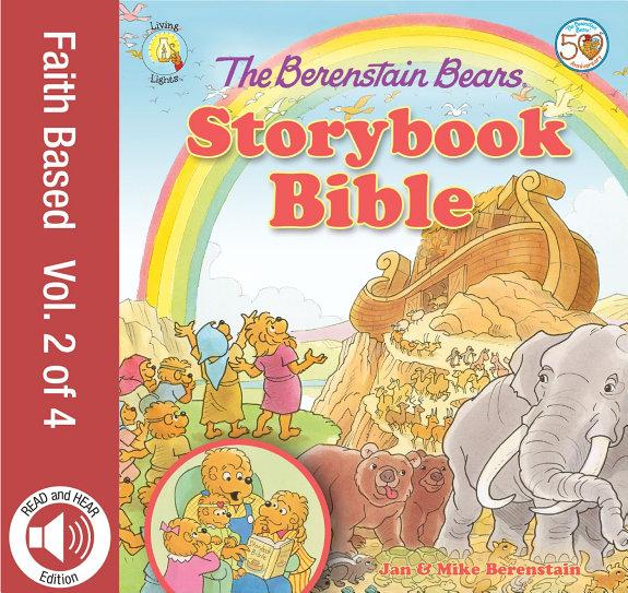 The Berenstain Bears Storybook Bible  volume 2 PDF