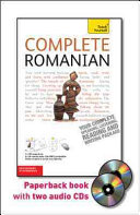 Complete Romanian with Two Audio CDs  A Teach Yourself Guide PDF