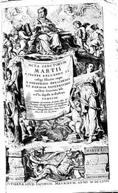 Acta Sanctorum Martii