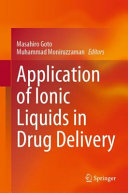 Application of Ionic Liquids in Drug Delivery