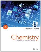 Chemistry: The Molecular Nature of Matter, 7th Edition: The Molecular Nature of Matter