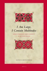 I Am Large  I Contain Multitudes Book