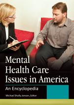 Mental Health Care Issues in America