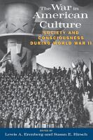 The War in American Culture PDF