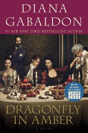 Dragonfly in Amber  TV Tie In Book