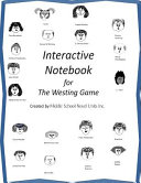 The Westing Game Interactive Notebook PDF