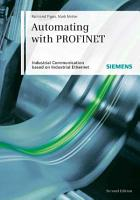 Automating with PROFINET PDF