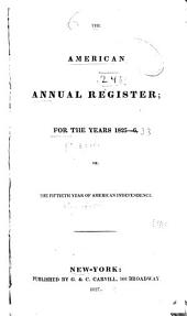 American Annual Register: Volume 1
