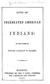 Lives of Celebrated American Indians